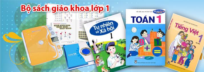 Bộ sách giáo khoa lớp 1