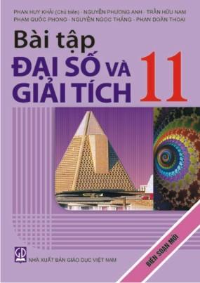 Bài tập Đại số và Giải tích 11 Nâng cao