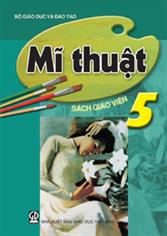 Mĩ thuật 5  (SGV)