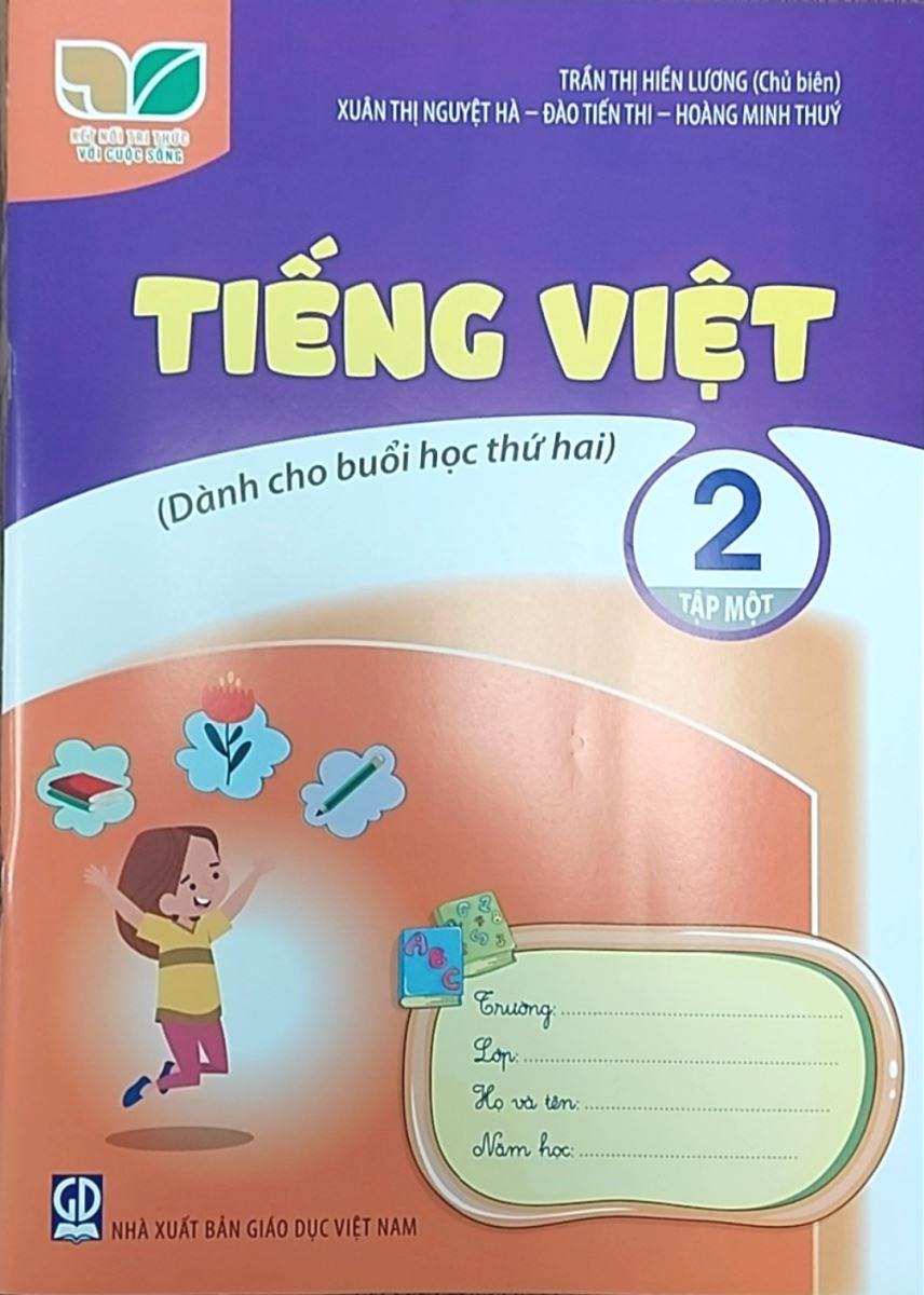 Tiếng Việt 2 - Tập 1
