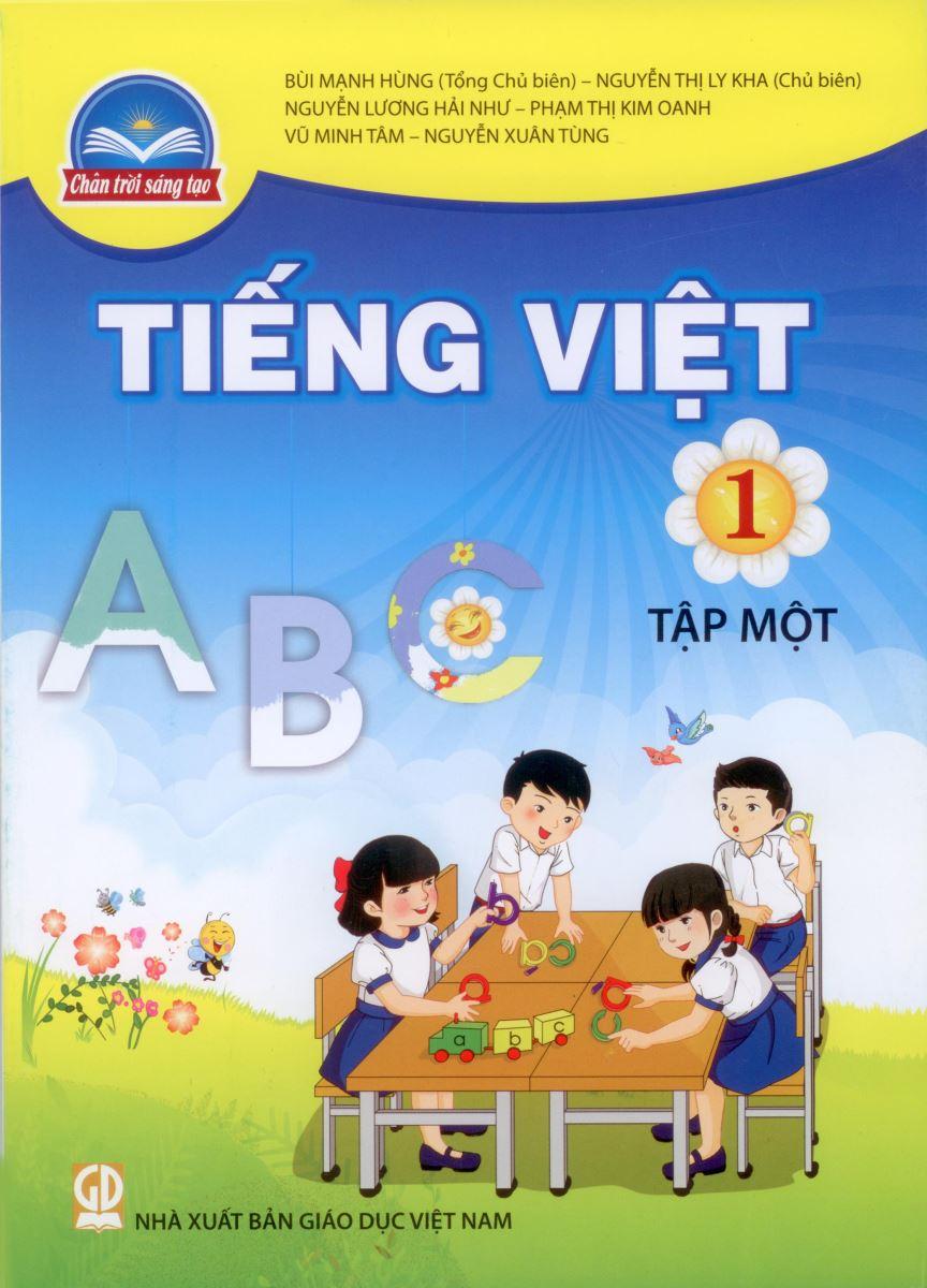 Tiếng Việt 1, tập 1