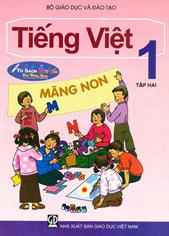 Tiếng Việt 1 tập 2