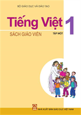 Tiếng Việt 1 tập 1 (SGV)
